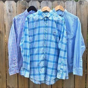 Vineyard Vine | Classic Fit Bundle Size L